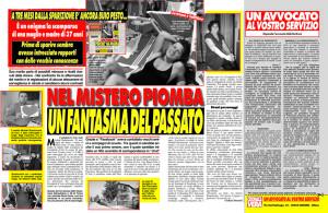 """""""Cronaca Vera"""" ha seguito passo dopo passo lo svolgimento e l'arenarsi, si spera solo momentaneo, delle indagini sulla scomparsa di Elena Ceste."""