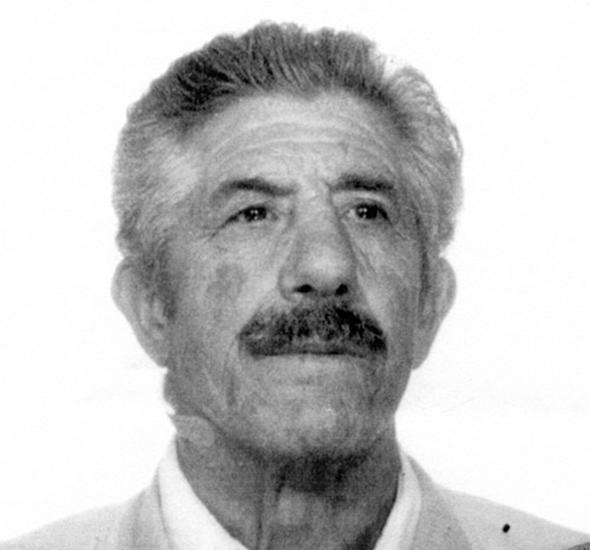 L'ultimo caso è la scomparsa di Antonio Isolda, 65 anni di Profeti, una piccola frazione del comune di Liberi, il ventinove di novembre 2002, esce da casa per non farvi più rientro.