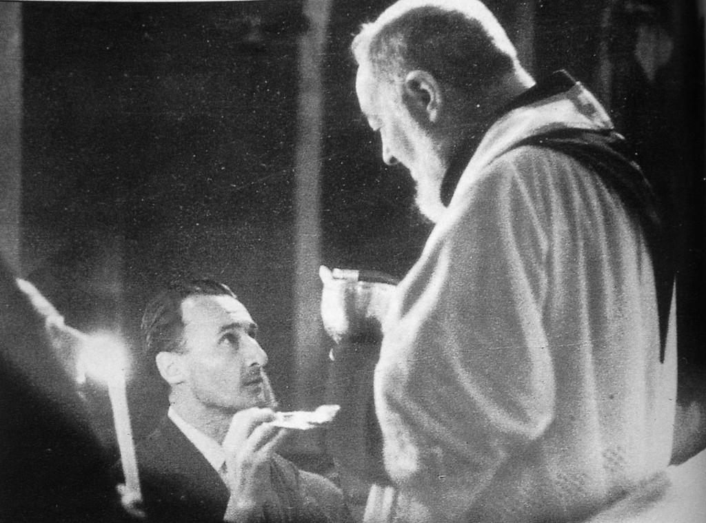 Luigi Peroni e p. Pio