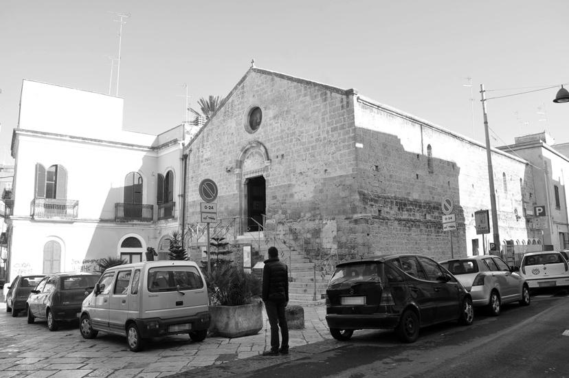la chiesa bn