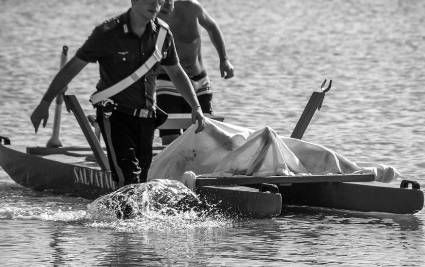 Il corpo di Anna Maria Stellato fu ripescato dalle acque di Torre Pedrera, una frazione di Rimini, il 15 luglio del 2012.