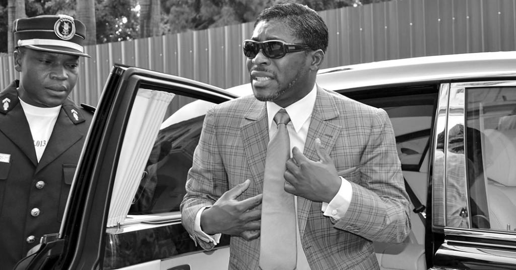 Teodoro Mangue Berardi era socio Teodoro Nguema Obiang Mangue, figlio del presidente della Guinea Equatoriale, che con i soldi della società si è comprato degli oggetti appartenuti a Michael Jackson e altri beni di lusso.