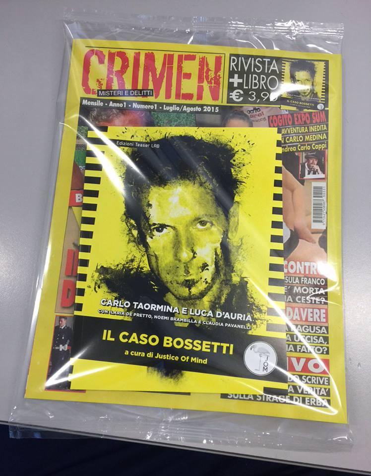 crimen libro