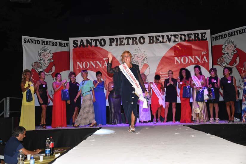 SANTO PIETRO BELVEDERE- Miss Nonna Piu'