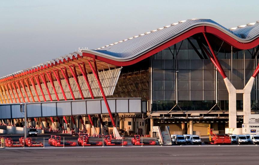 aeroporto barajas