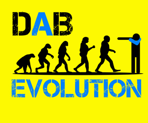 dab evolution banner